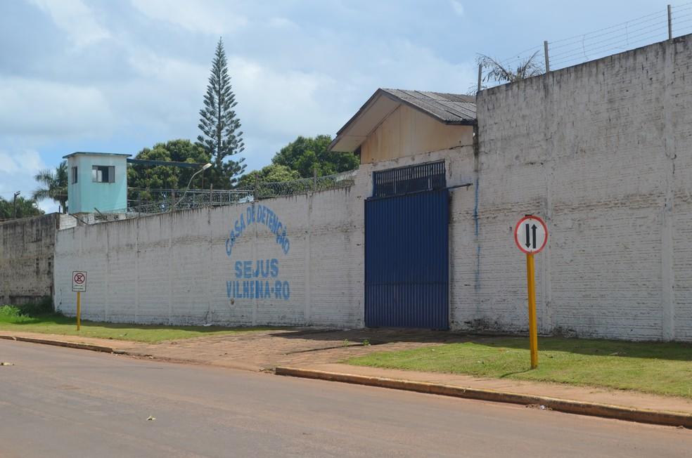 Cinco presos foram identificados como líderes do motim — Foto: Eliete Marques/G1