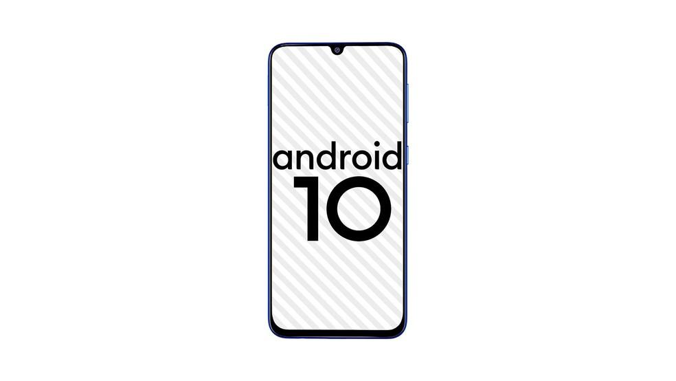Galaxy M31 roda Android 10 — Foto: Divulgação/Samsung