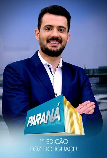 Paraná TV 1ª edição – Foz do Iguaçu