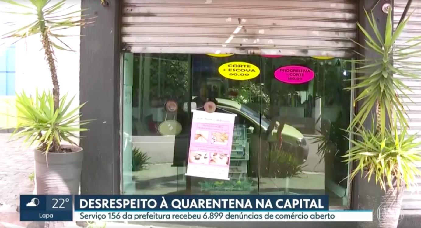 Coronavírus: Prefeitura de SP recebe quase 7 mil denúncias de comércio aberto durante a quarentena