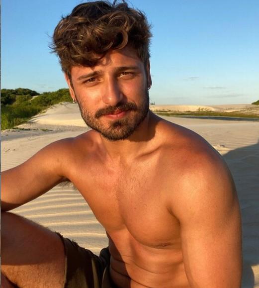 Daniel Rocha (Foto: Reprodução Instagram)