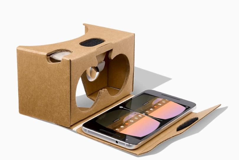 Google Cardboard (Foto: Reprodução)