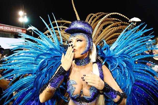 Ellen Rocche (Foto: Eduardo Saraiva/ Ed. Globo)