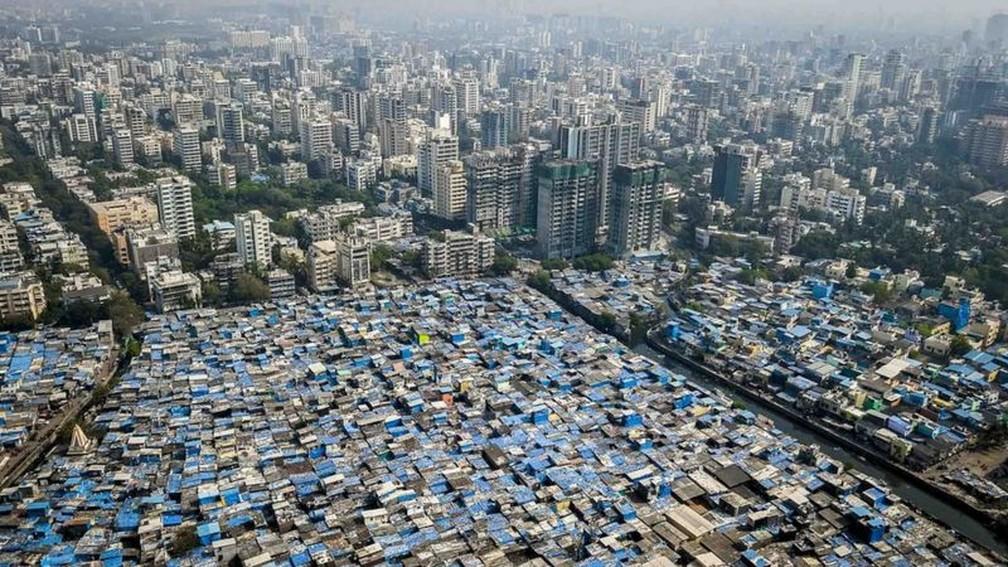 Mumbai — Foto: JOHNNY MILLER / UNEQUAL SCENES