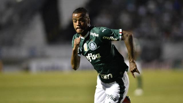 RB Brasil x Palmeiras: Felipe Pires