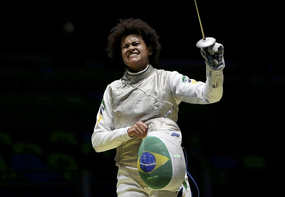 Ana Beatriz Bulcão competiu na Rio 2016 (Foto: REUTERS)