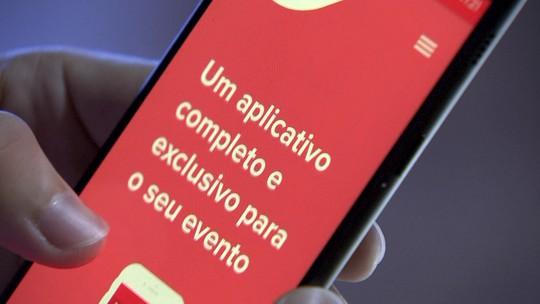Plataforma digital facilita a vida de quem organiza eventos