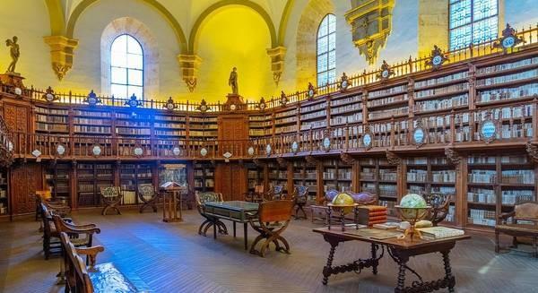 Universidade de Salamanca, (Foto: ANSA)