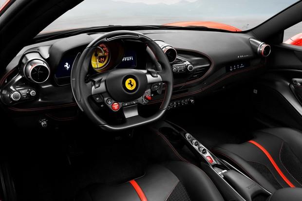 Ferrari F8 Tributo 2020 (Foto: divulgação)