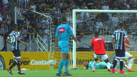 Melhores momentos de Ceará 1 (5) x (6) 1 Atlético-PR pela terceira fase da Copa do Brasil