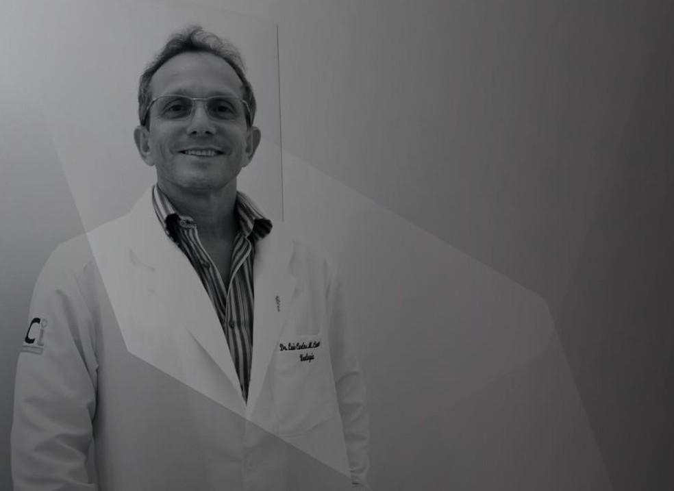Médico Luis Carlos Cantanhede morreu após ser atropelado na MA-204 (Foto: Divulgação/Arquivo pessoal)