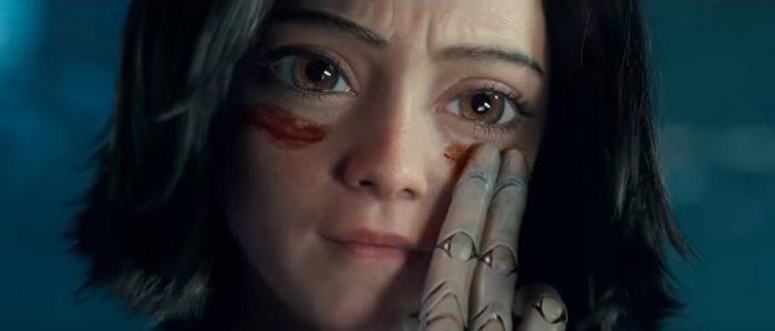 Alita: Anjo de Combate conta a história de uma ciborgue com poderes especiais (Foto: Divulgação)