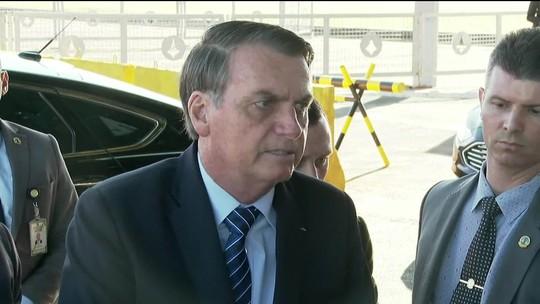 """""""Não falei nada demais"""", disse Bolsonaro sobre morte de pai de presidente da OAB"""