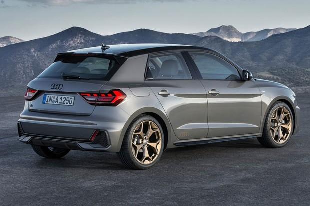 Audi A1 Sportback compartilha plataforma com o novo Polo (Foto: Divulgação)