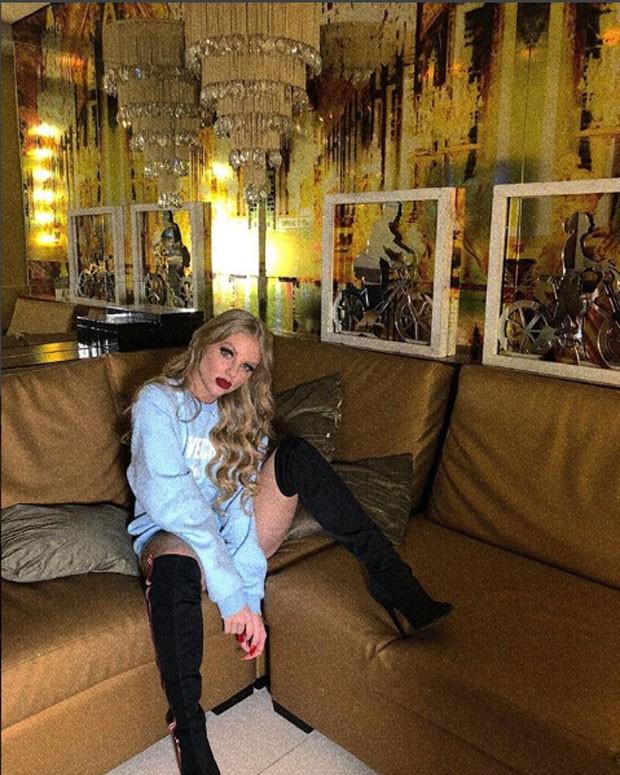 Luísa Sonza (Foto: Reprodução Instagram)