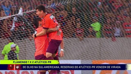 """Boa fase do Atlético-PR é explicada por Grafite: """"Há respeito e admiração ao trabalho do Tiago Nunes"""""""
