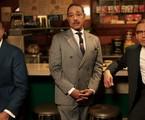 'Godfather of Harlem': Bumpy Johnson (Forest Whitaker), Adam Clayton Powell Jr (Giancarlo Esposito) e Malcolm X (Nigel Thatch) | Divulgação