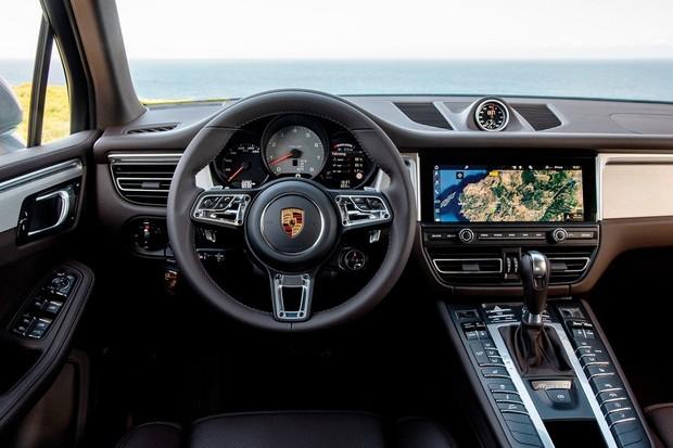 Porsche Macan  (Foto: Divulgação)
