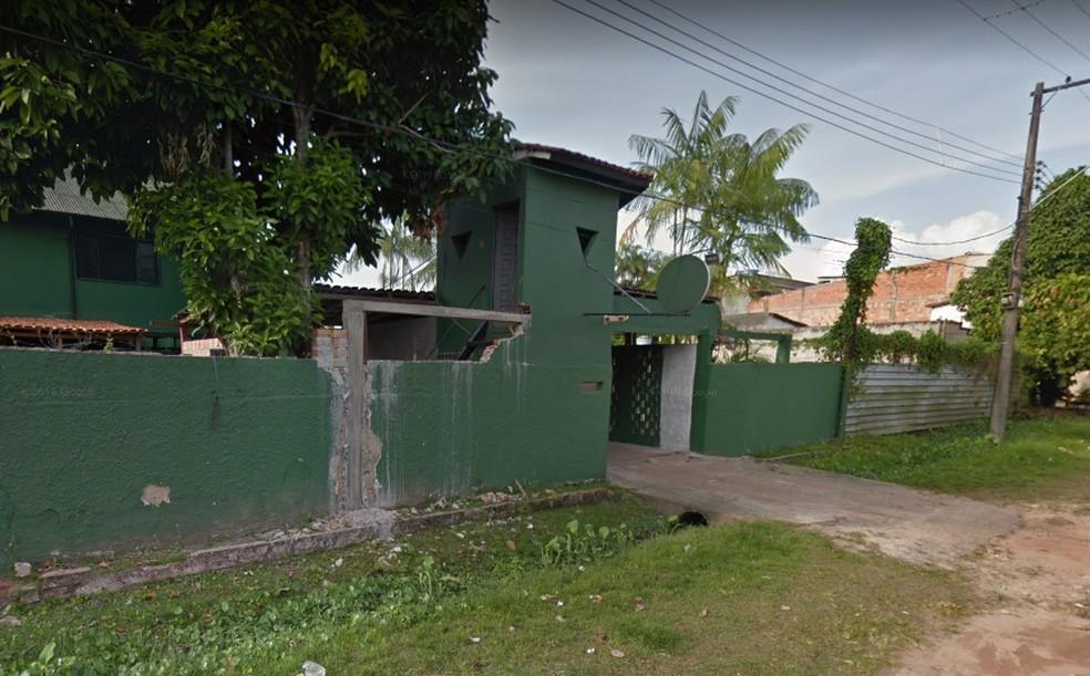 Pms são flagrados dormindo em motel no horário de serviço em Belém. — Foto: Reprodução / Google Maps