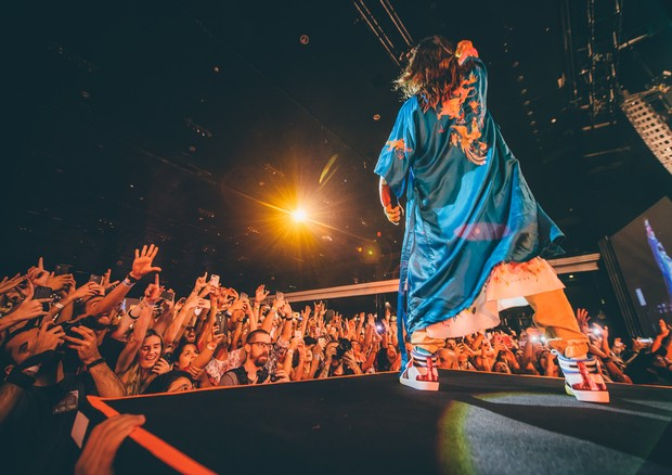30 Seconds to Mars no Brasil (Foto: Stephan Solon)