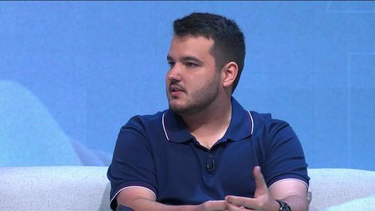 Jornalista diz que Palmeiras não pode entrar pilhado e que time perde qualidade com Borja