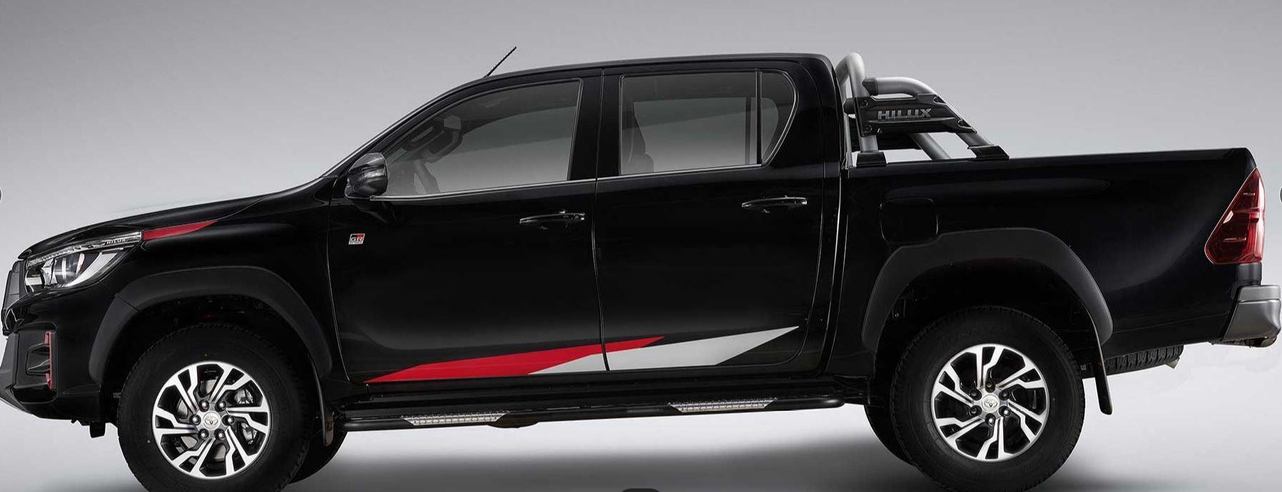 Toyota lança Hilux com motor V6 a gasolina na Argentina - Notícias - Plantão Diário