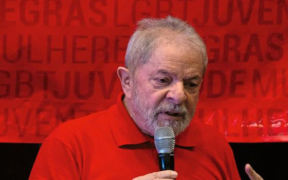 O ex-presidente Luiz Inácio Lula da Silva  (Foto: Paulo Ermantino/Raw/Folhapress)