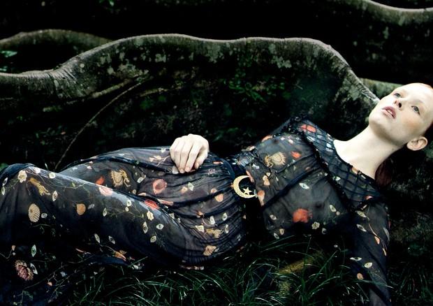 Inimiga oculta (Foto: Amanda Charchian/Arquivo Vogue)