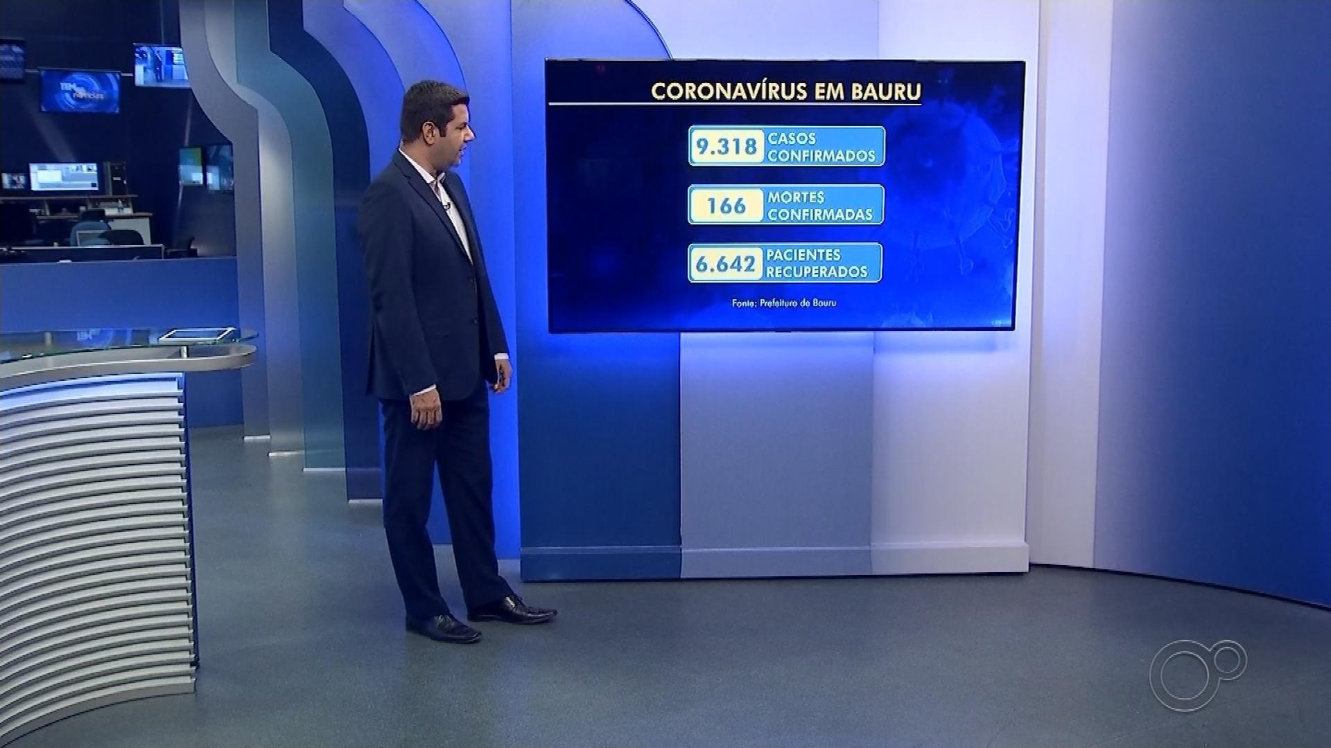 VÍDEOS: TEM Notícias 2ª edição de Bauru e Marília desta quinta-feira, 17 de setembro