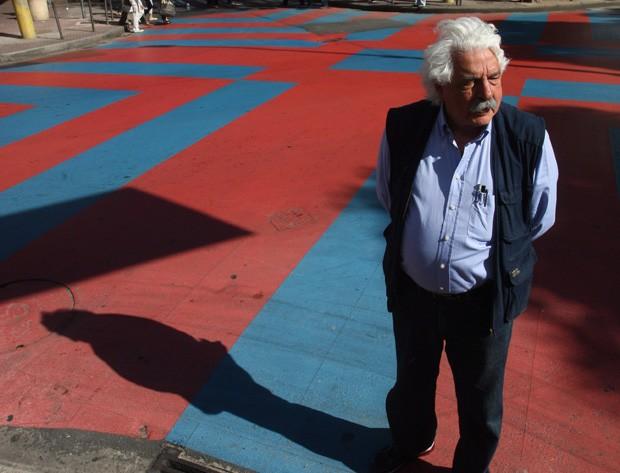 Arquiteto e urbanista Paulo Casé morre aos 87 anos (Foto: MARCELO CARNAVAL / AGÊNCIA O GLOBO)
