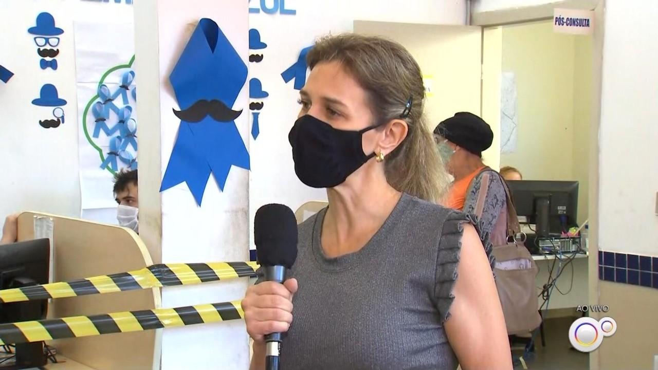 Unidades básicas de saúde deixam de ser exclusivas para atendimento de Covid-19 em Bauru