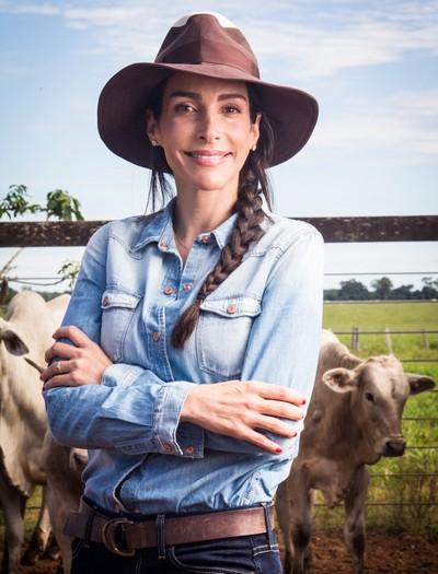 mulheres-agro-carmen-perez-fazendeira- (Foto: Divulgação)