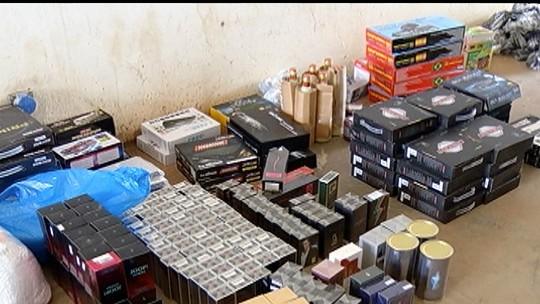 PM divulga balanço da operação 'Alferes Tiradentes' no Norte de MG