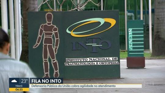 Paciente espera há 10 anos por prótese no Into, e diretor admite que unidade 'foi contaminada pela bactéria da corrupção'