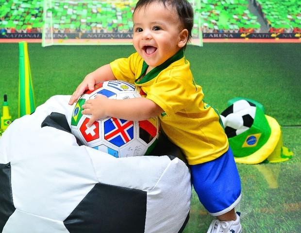 Ensaio Copa do Mundo (Foto: Reprodução Instagram/Dreams Photo Studio)