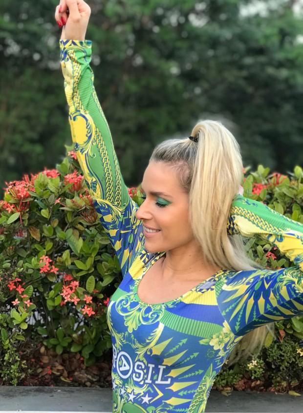 Monique Alfradique (Foto: ESTAR Comunicação/Divulgação)