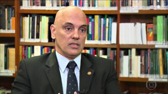 'Crusoé' e 'O Antagonista' pedem que STF reconheça que houve censura de Alexandre de Moraes