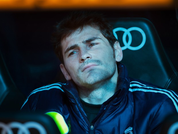 Iker Casillas  (Foto: getty images)
