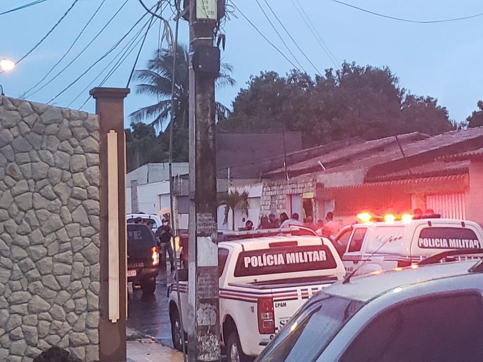 Polícia investiga morte de tenente-coronel da PM em São Luís como caso de latrocínio | Maranhão | G1
