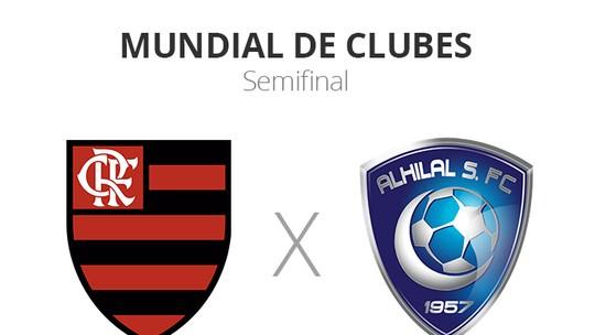 Resultado de imagem para Flamengo x AL HIlal