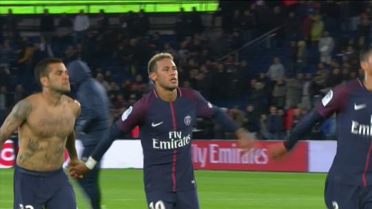"""""""Neymarmania"""" se reflete em aumento de vendas para o Paris Saint-Germain"""