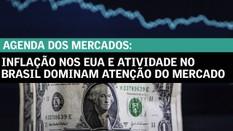 Inflação nos EUA e atividade no Brasil dominam atenção do mercado na 3ª semana de setembro