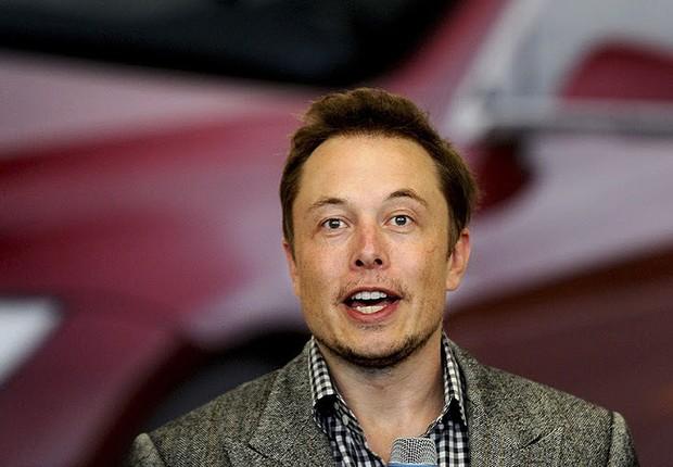 O CEO da Tesla e da SpaceX, Elon Musk (Foto: Reuters)