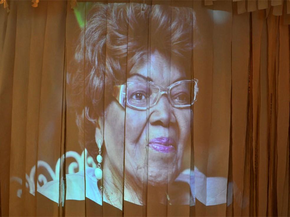 Mostra conta com áudios e vídeos da Dona Ivone Lara (Foto: Christina Rufatto)