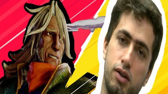 Campeão de Street Fighter V comenta lançamento de novo personagem