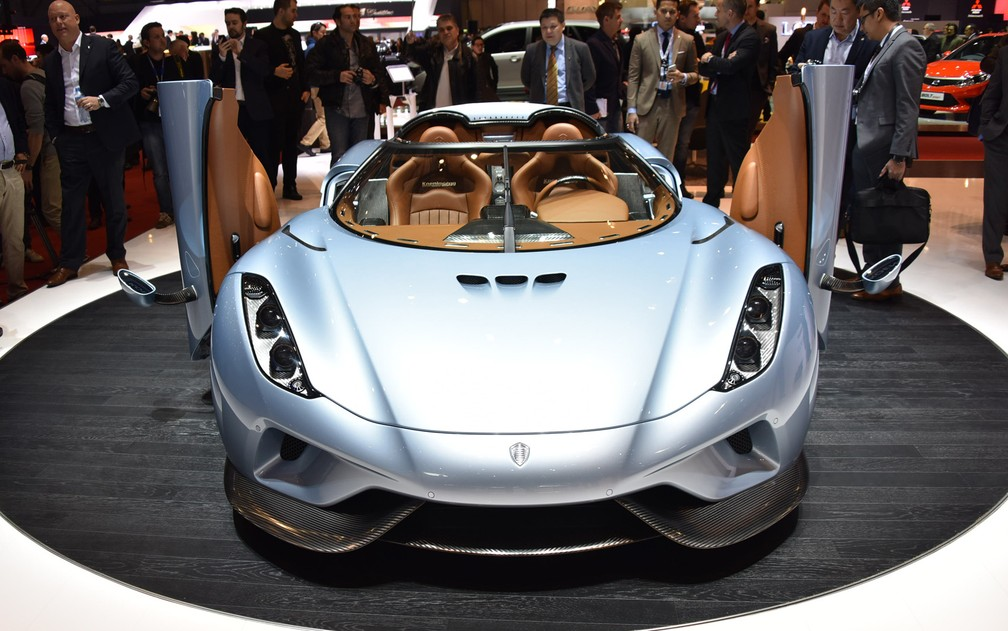 Koenigsegg Regera - Photo: Press Release