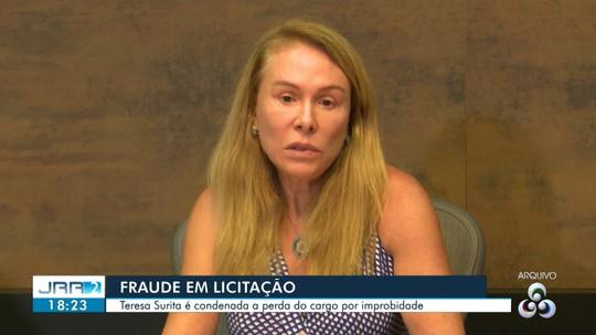 Prefeita de Boa Vista é condenada à perda do cargo por fraude em licitação