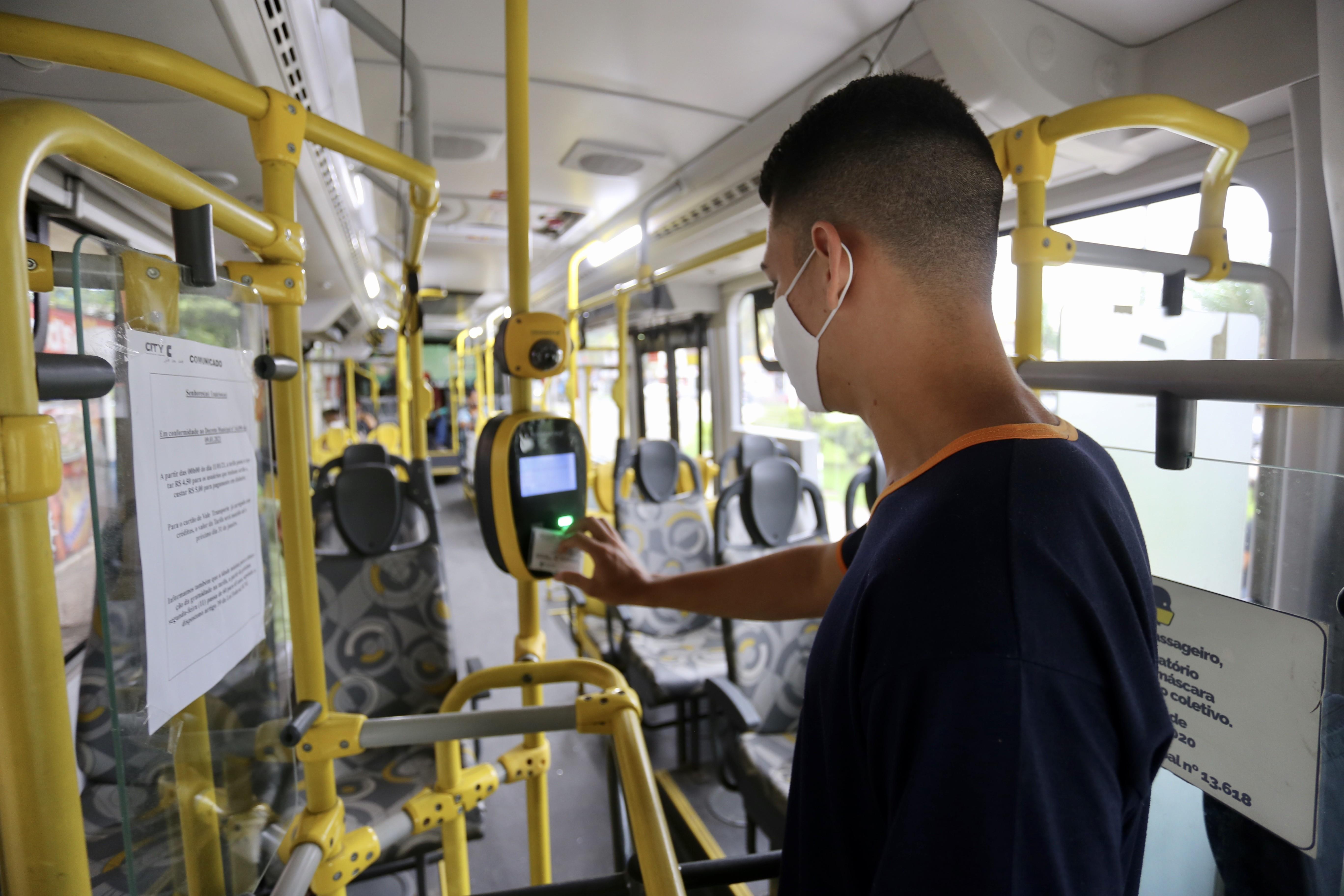 Guarujá, SP, abre inscrições online para o Passe Livre na segunda