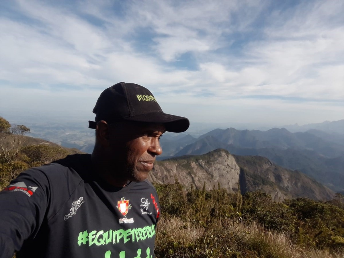 O jardineiro que descobriu a corrida aos 52 anos