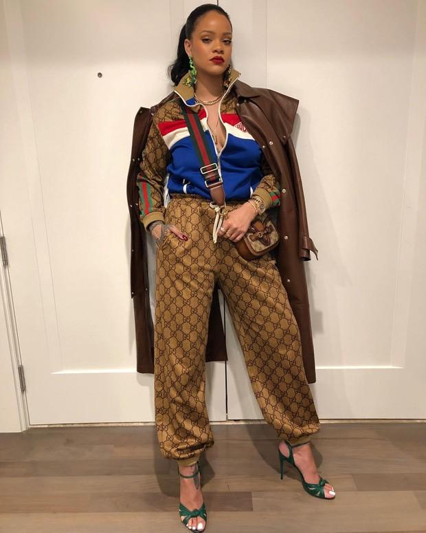 Rihanna (Foto: Reprodução Instagram)